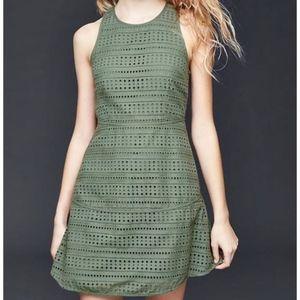 GAP NWOT❗️Eyelet A Line Dress